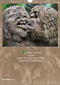 Götter, Dämonen und Weisheiten aus Fernost (Wandkalender 2019 DIN A4 hoch) - Produktdetailbild 11