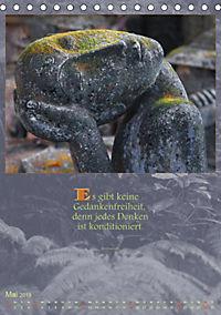 Götter, Dämonen und Weisheiten aus Fernost (Tischkalender 2019 DIN A5 hoch) - Produktdetailbild 5
