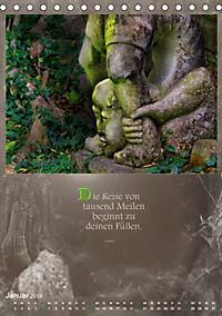 Götter, Dämonen und Weisheiten aus Fernost (Tischkalender 2019 DIN A5 hoch) - Produktdetailbild 1