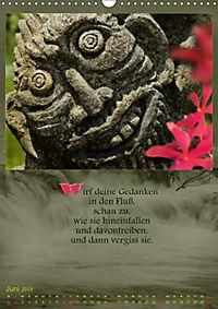 Götter, Dämonen und Weisheiten aus Fernost (Wandkalender 2019 DIN A3 hoch) - Produktdetailbild 6