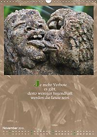 Götter, Dämonen und Weisheiten aus Fernost (Wandkalender 2019 DIN A3 hoch) - Produktdetailbild 11