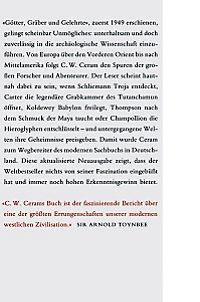 Götter, Gräber und Gelehrte, Jubiläumsausgabe - Produktdetailbild 2