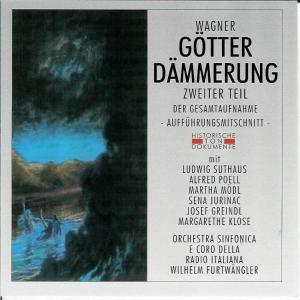 Götterdämmerung-Zweiter Teil, Orch.Sinfonica Della Radio Italiana