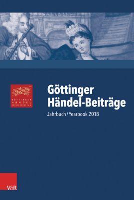 Göttinger Händel-Beiträge, Band 19