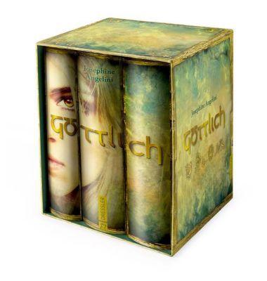 Göttlich verdammt / Göttlich verloren / Göttlich verliebt, 3 Bde., Josephine Angelini