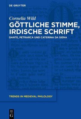 Göttliche Stimme, irdische Schrift, Cornelia Wild