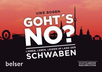 Goht's no? - Uwe Bogen |