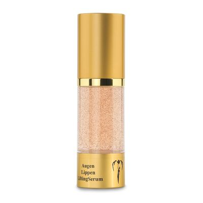 Gold Augen Lippen LiftingSerum, 30ml von VitalWorld
