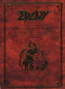 Gold Edition Vol.2 (3cd Boxset), Edguy