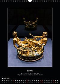 Gold - Schätze der Kunstkammer WienAT-Version (Wandkalender 2019 DIN A3 hoch) - Produktdetailbild 4