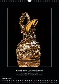 Gold - Schätze der Kunstkammer WienAT-Version (Wandkalender 2019 DIN A3 hoch) - Produktdetailbild 1
