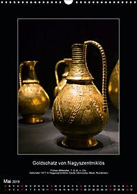 Gold - Schätze der Kunstkammer WienAT-Version (Wandkalender 2019 DIN A3 hoch) - Produktdetailbild 5