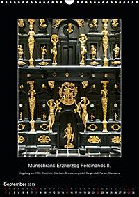 Gold - Schätze der Kunstkammer WienAT-Version (Wandkalender 2019 DIN A3 hoch) - Produktdetailbild 9