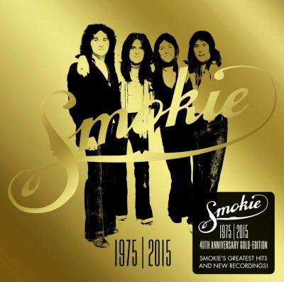Gold: Smokie Greatest Hits 1975-2015 (40th Anniversary Gold Edition, 2 CDs), Smokie