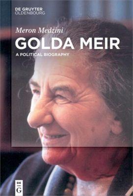 Golda Meir, Meron Medzini