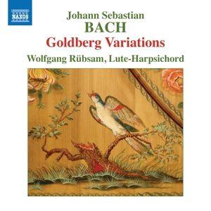 Goldberg Variationen, Wolfgang Rübsam