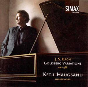 Goldberg-variationen Bwv 988, Ketil Haugsand
