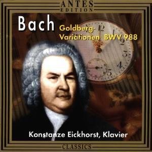 Goldberg-Variationen Bwv 988, Konstanze Eickhorst