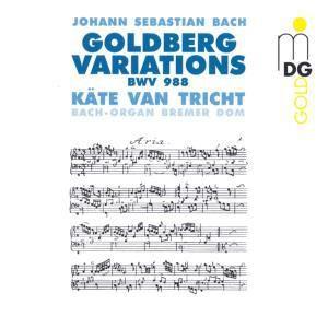 Goldberg-variationen (orgel), Käte Van Tricht