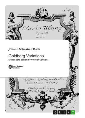 Goldberg Variations, Johann Sebastian Bach