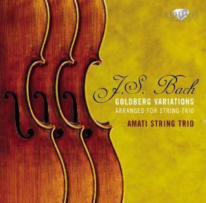 Goldberg Variations Arranged For String Trio, AMATI STRING TRIO