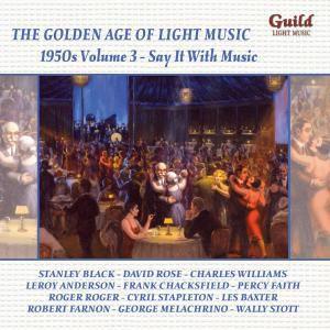 Golden Age 1950s Vol.3, Black, Rose, Anderson