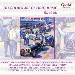 Golden Age Of Light Music 1930, Diverse Interpreten