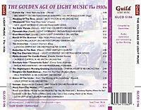 Golden Age Of Light Music 1930 - Produktdetailbild 1