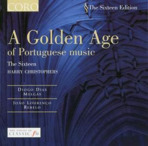 Golden Age Of Portuguese Music, The Sixteen, Harry Christophers