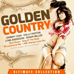 Golden Country-Ultimate Collection, Diverse Interpreten