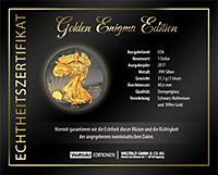 Golden Enigma Münz-Edition - Produktdetailbild 2