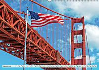 Golden Gate Bridge - Synonym für San Francisco (Wandkalender 2019 DIN A2 quer) - Produktdetailbild 1