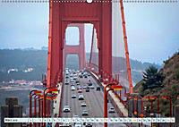 Golden Gate Bridge - Synonym für San Francisco (Wandkalender 2019 DIN A2 quer) - Produktdetailbild 3