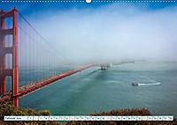Golden Gate Bridge - Synonym für San Francisco (Wandkalender 2019 DIN A2 quer) - Produktdetailbild 2