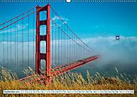 Golden Gate Bridge - Synonym für San Francisco (Wandkalender 2019 DIN A2 quer) - Produktdetailbild 9