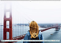 Golden Gate Bridge - Synonym für San Francisco (Wandkalender 2019 DIN A2 quer) - Produktdetailbild 7