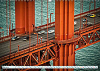 Golden Gate Bridge - Synonym für San Francisco (Wandkalender 2019 DIN A2 quer) - Produktdetailbild 5