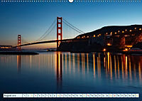 Golden Gate Bridge - Synonym für San Francisco (Wandkalender 2019 DIN A2 quer) - Produktdetailbild 8
