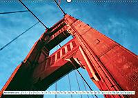 Golden Gate Bridge - Synonym für San Francisco (Wandkalender 2019 DIN A2 quer) - Produktdetailbild 11