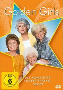 Golden Girls - Staffel 5