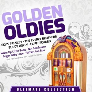 Golden Oldies-Ultimate Collection, Diverse Interpreten