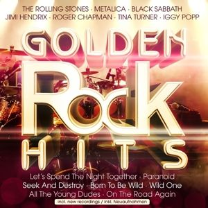Golden Rock Hits, Diverse Interpreten