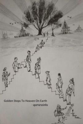 Golden Steps, Aparnarasimha