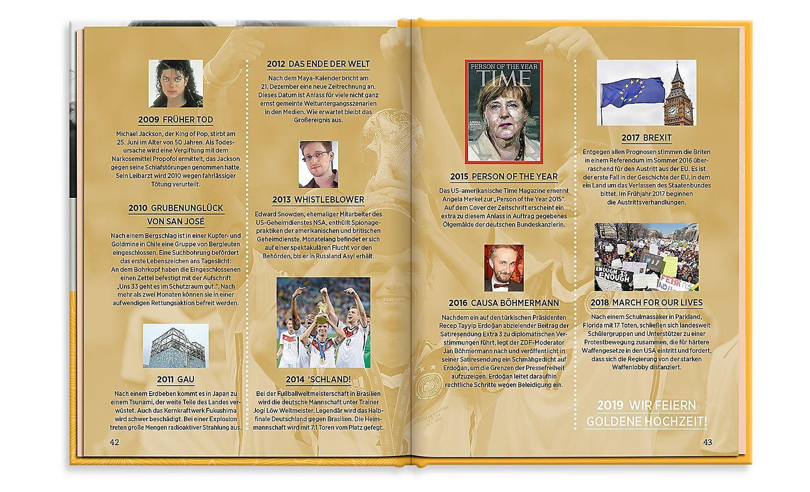 Goldene Hochzeit 1969 2019 Buch Versandkostenfrei Bei