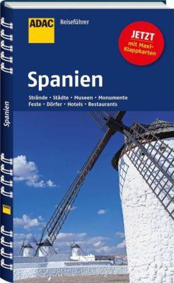 Golder, M: ADAC Reiseführer Spanien, Marion Golder