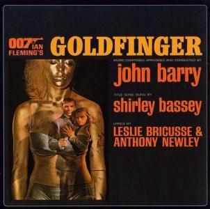 Goldfinger (Remastered) 007-Ja, Diverse Interpreten