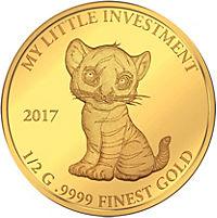 Goldmünzen - My Little Investment - Produktdetailbild 5