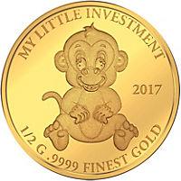 Goldmünzen - My Little Investment - Produktdetailbild 7