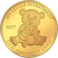 Goldmünzen - My Little Investment - Produktdetailbild 3