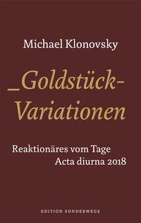 Goldstück-Variationen - Michael Klonovsky |